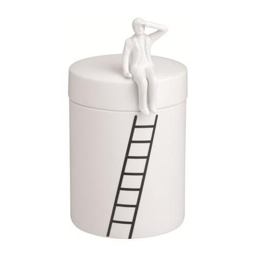 Boîte en porcelaine Personnage (Räder)