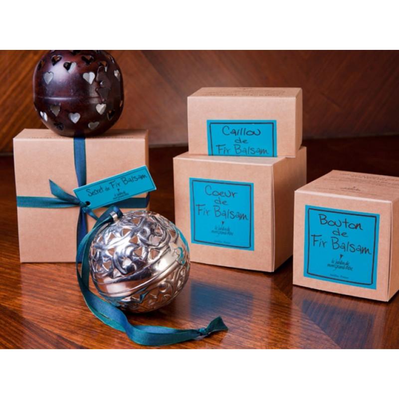 Ball of Fir Balsam solid perfume (Le Jardin de Mon Grand-Père)