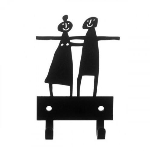 Crochets torchon Couple (Bengt & Lotta)