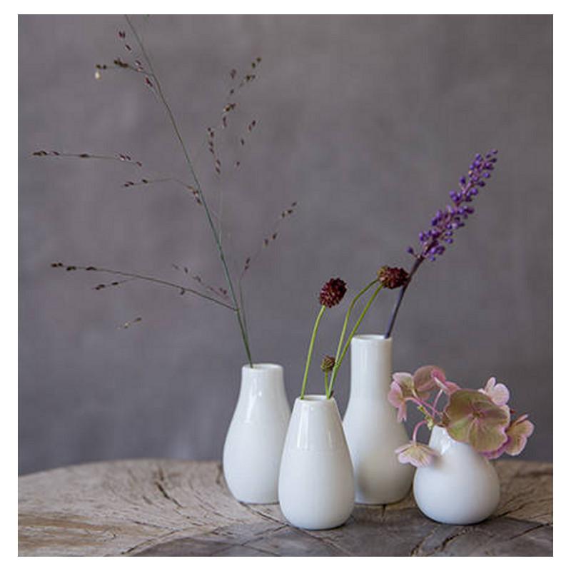 Vases soliflores en porcelaine (Räder)
