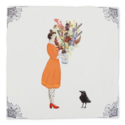Carreau céramique, A Moment to Yourself (StoryTiles)