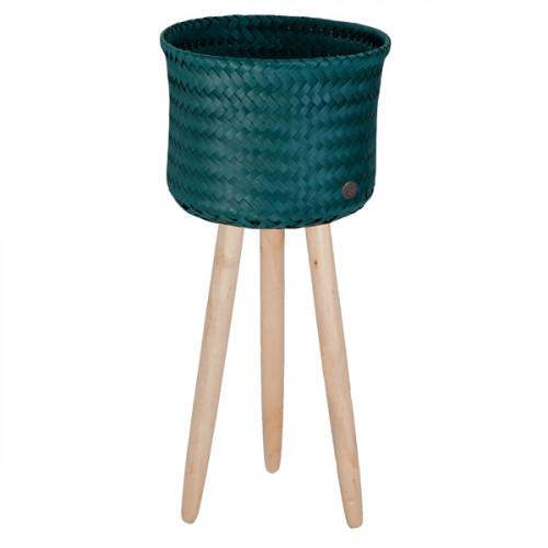 Cache pot Up high, Bleu vert (Handed By)