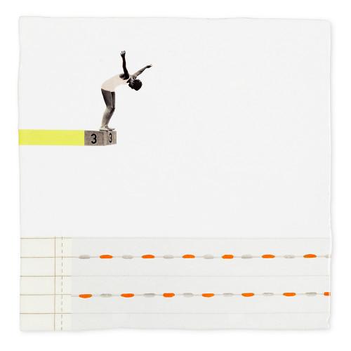 Tiles decor A leap of faith (StoryTiles)