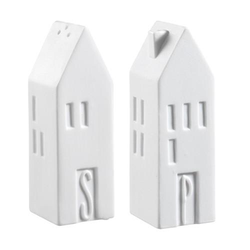 Salière et poivrière, Petite maisons (Räder)