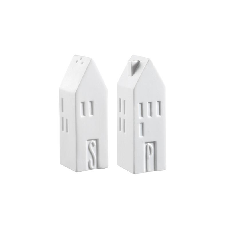 Salière et poivrière, Petites maisons (Räder)