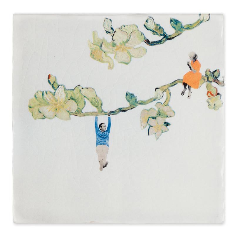 Carreau céramique, Wooing someone (Story Tiles)