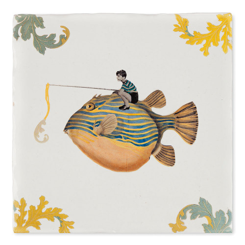 Tiles decor Catch of the day (StoryTiles)
