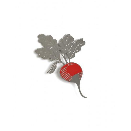 Magnet Légumes, poireau (Tout Simplement)