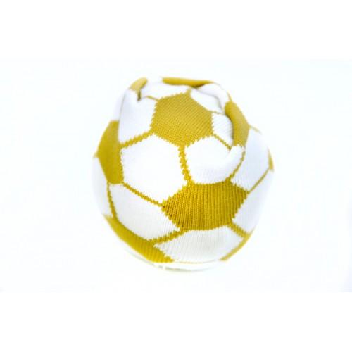 Chaussettes ballon, Bleu (Sukeno)