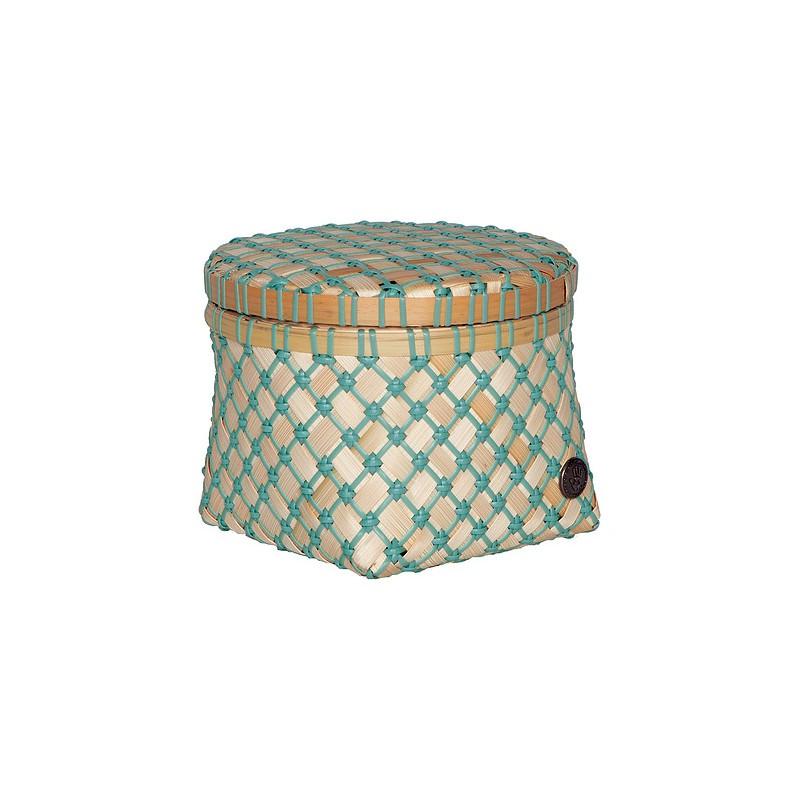 Boîte Bamboolastic, Vert stone (Handed By)