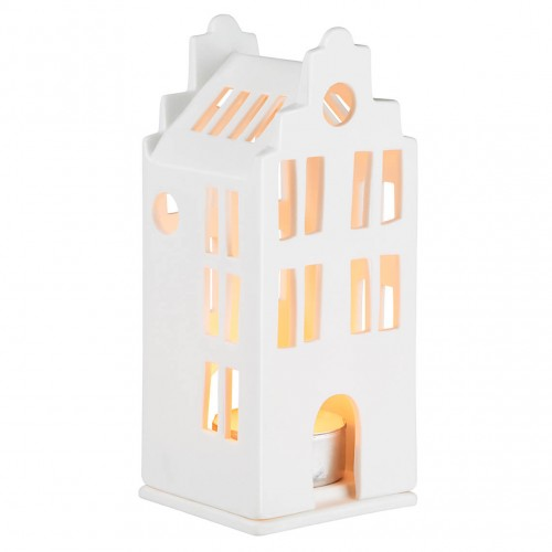 Little tealight Home porcelaine Canal house (Räder)
