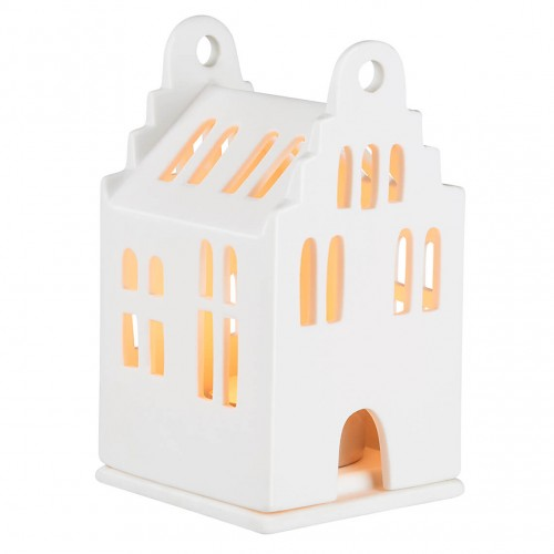 Little tealight Home porcelaine Canal house (Räder)