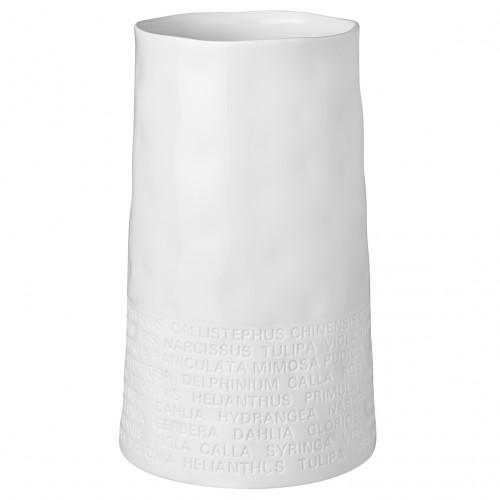 Vase en porcelaine Poésie (Räder)