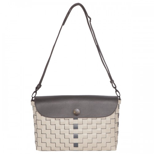 Dowtown shopper, nude grey (Handed By)