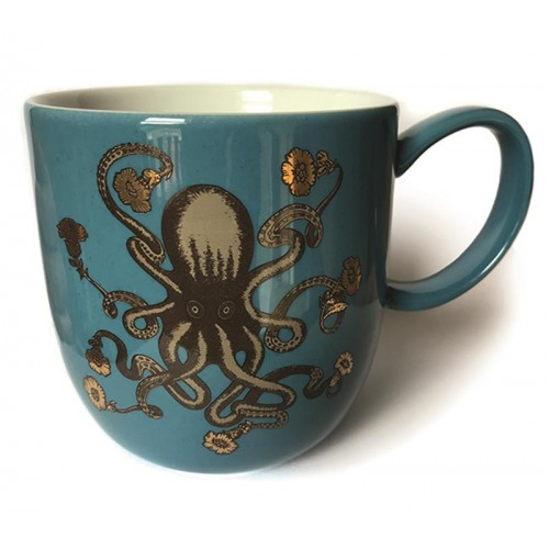 Mug en porcelaine Octopus (Avenida Home)