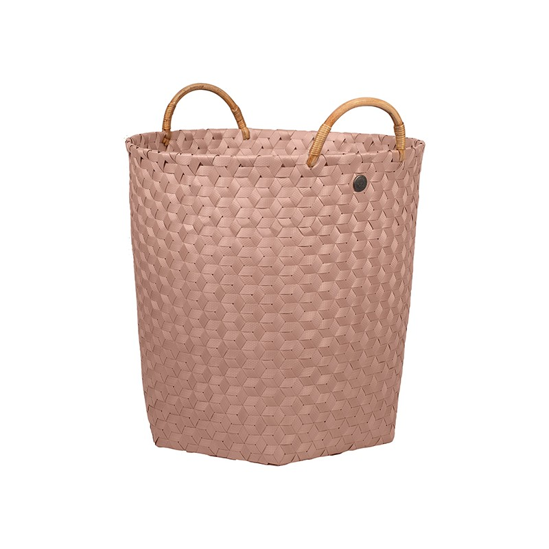 Panier XL Dimentional, rose blush (Handed By)