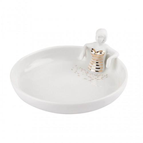 Coupelle bijoux Dans le bain (Räder)