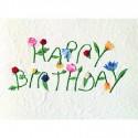 Carte fantaisie, Happy Birthday (Räder)