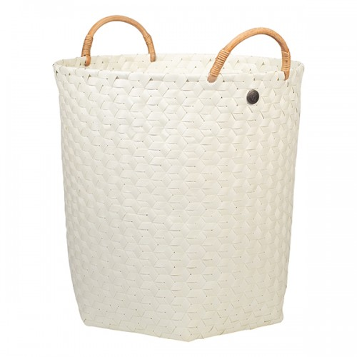 Panier XL Dimentional, Blanc craie (Handed By)