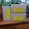 Boîte de cailloux à fondre Ambre Immortel (Le Jardin de mon Grand-Père)