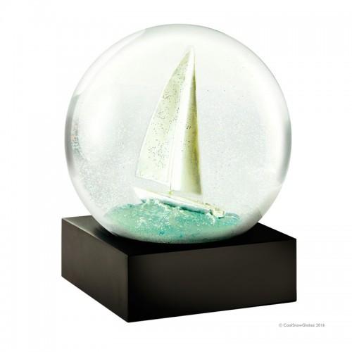 Boule de neige, Voilier (Cool Snow Globes)