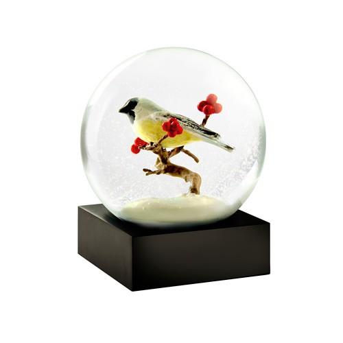 Boule de neige, Mésange (Cool Snow Globes)