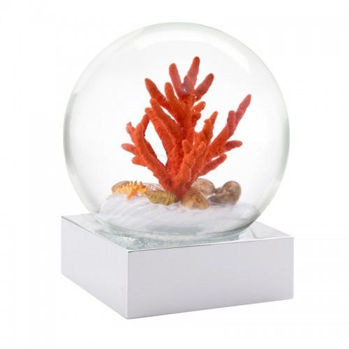 Boule de neige, Corail (Cool Snow Globes)