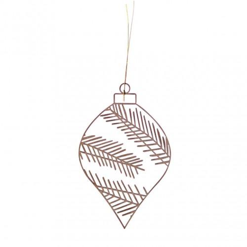 Décoration de Noël en bois, Sapin (Räder)