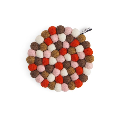 Dessous de plat, Moutarde (Aveva Design)