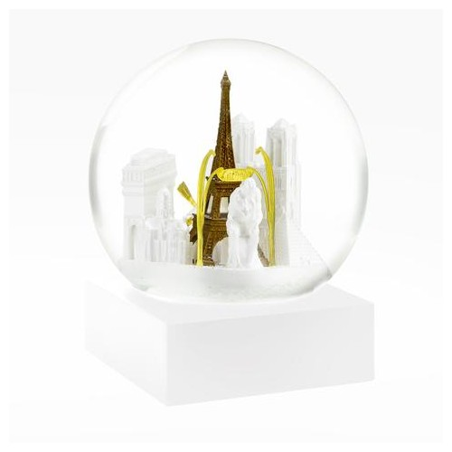 Snow globe, Paris memories (Cool Snow Globes)