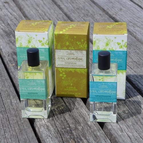 Somptuous, aromatic Water (Le Jardin de Mon Grand-Père)