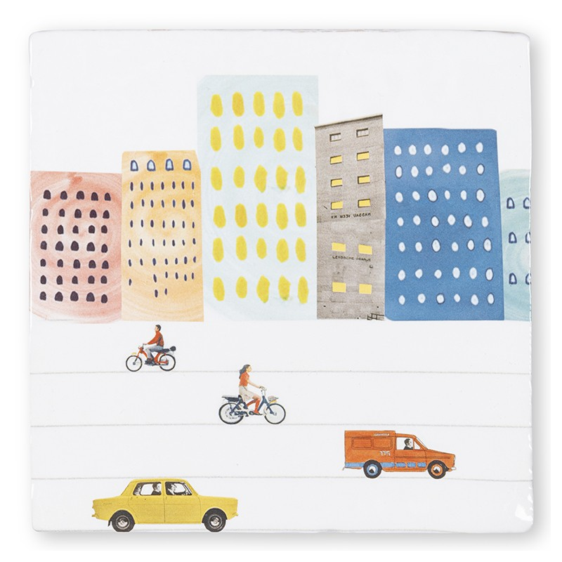 Tile City life (StoryTiles)