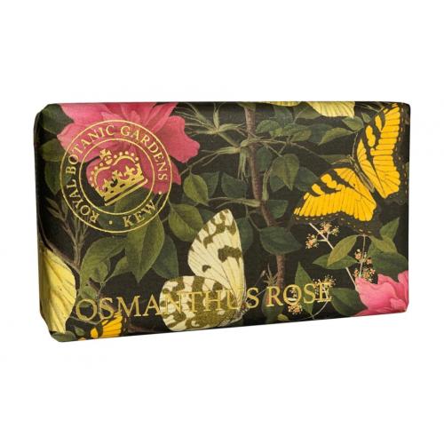 Savon raffiné 240 g , Osmanthus rose (The English soap Company)