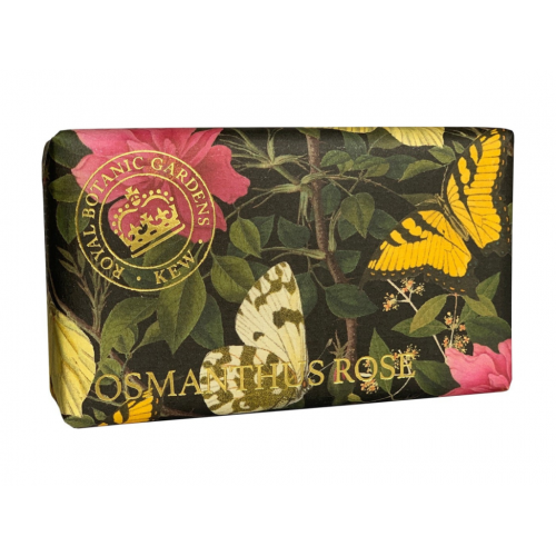 Savon Osmanthus rose (The English soap Company)