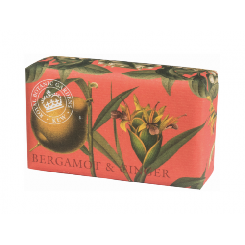 Savon Bergamote & gingembre (The English soap Company)