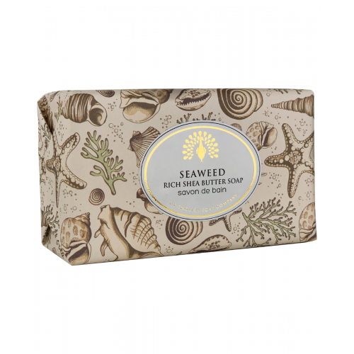 Finest exfoliating soap Seaweed (The English soap Company)