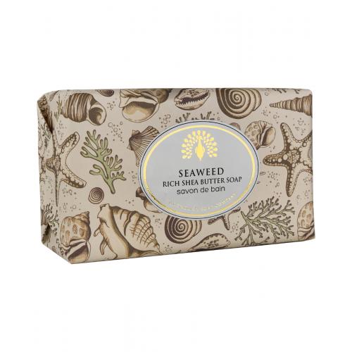 Savon exfoliant 200 g, Algues marines (The English soap Company)