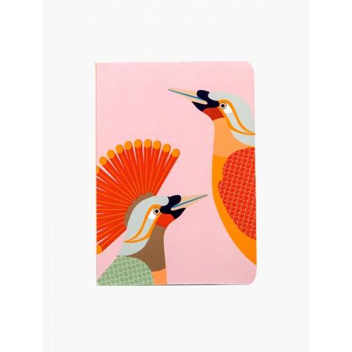 Carnet A5, Oiseau de paradis, Obi (Studio Roof)