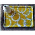 Little tray Bangles yellow (Lalie Design)