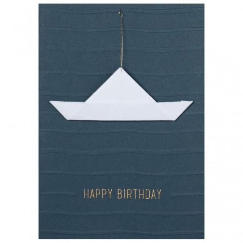 Carte fantaisie, Happy Birthday (Räder)