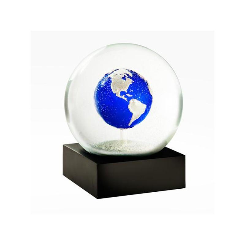 Boule de neige, La Terre (Cool Snow Globes)
