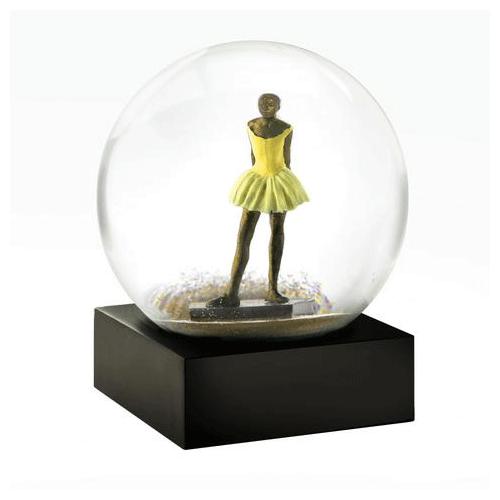 Boule de neige, La Danceuse de Degas (Cool Snow Globes)