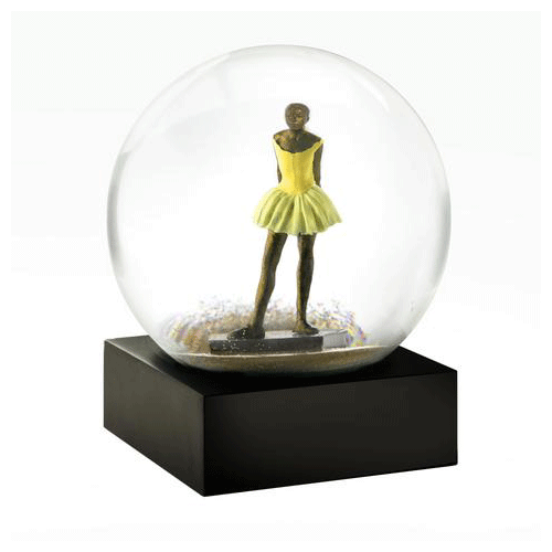 Snowglobe, Goldfinch fountain (Cool Snow Globes)