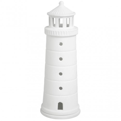 Tealight, porcelaine Lighthouse (Räder)