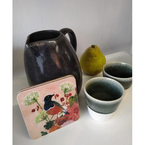 Pichet Tourron, Céleste 1 litre (Jars Céramistes)