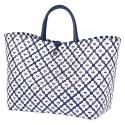 Shopper bag Motif blue navy (Handed By)