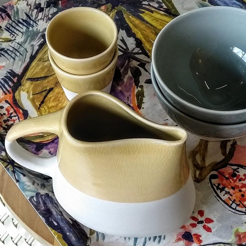 Pichet Maguelone Genêt (Jars Céramistes)