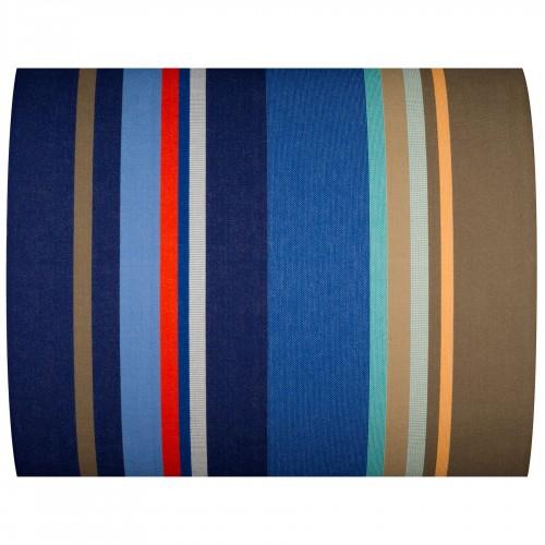 Toile transat coton Collioure Roy (Les Toiles du Soleil)