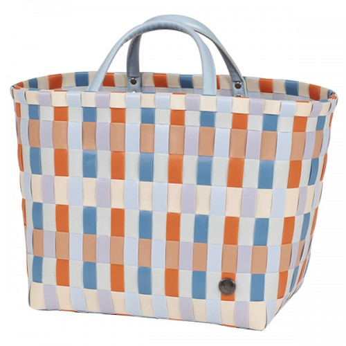 Shopper bag Multitone, orange (Handed By)