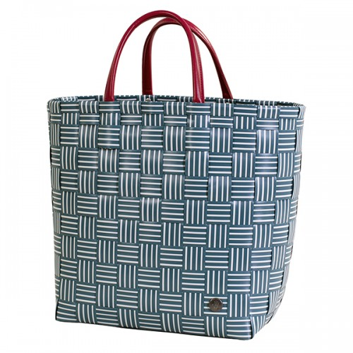 Shopper bag Joy, blue green (Handed By)